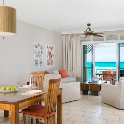Deluxe Two Bedroom Beachfront Suite